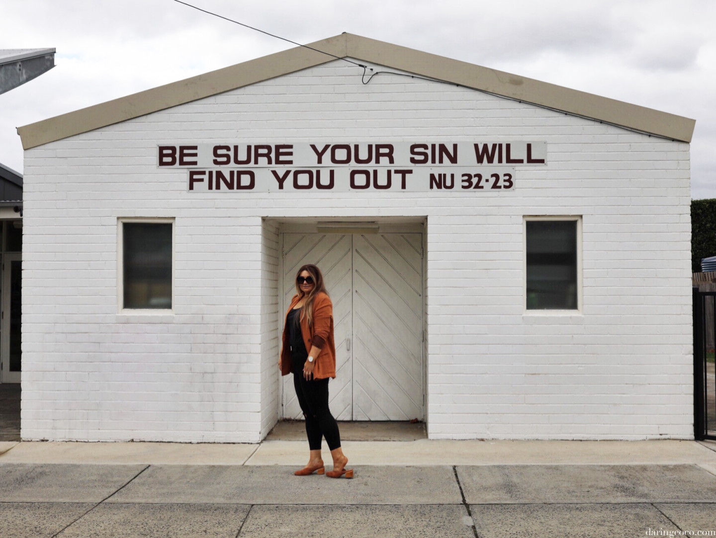 be sure, your sin will find you out