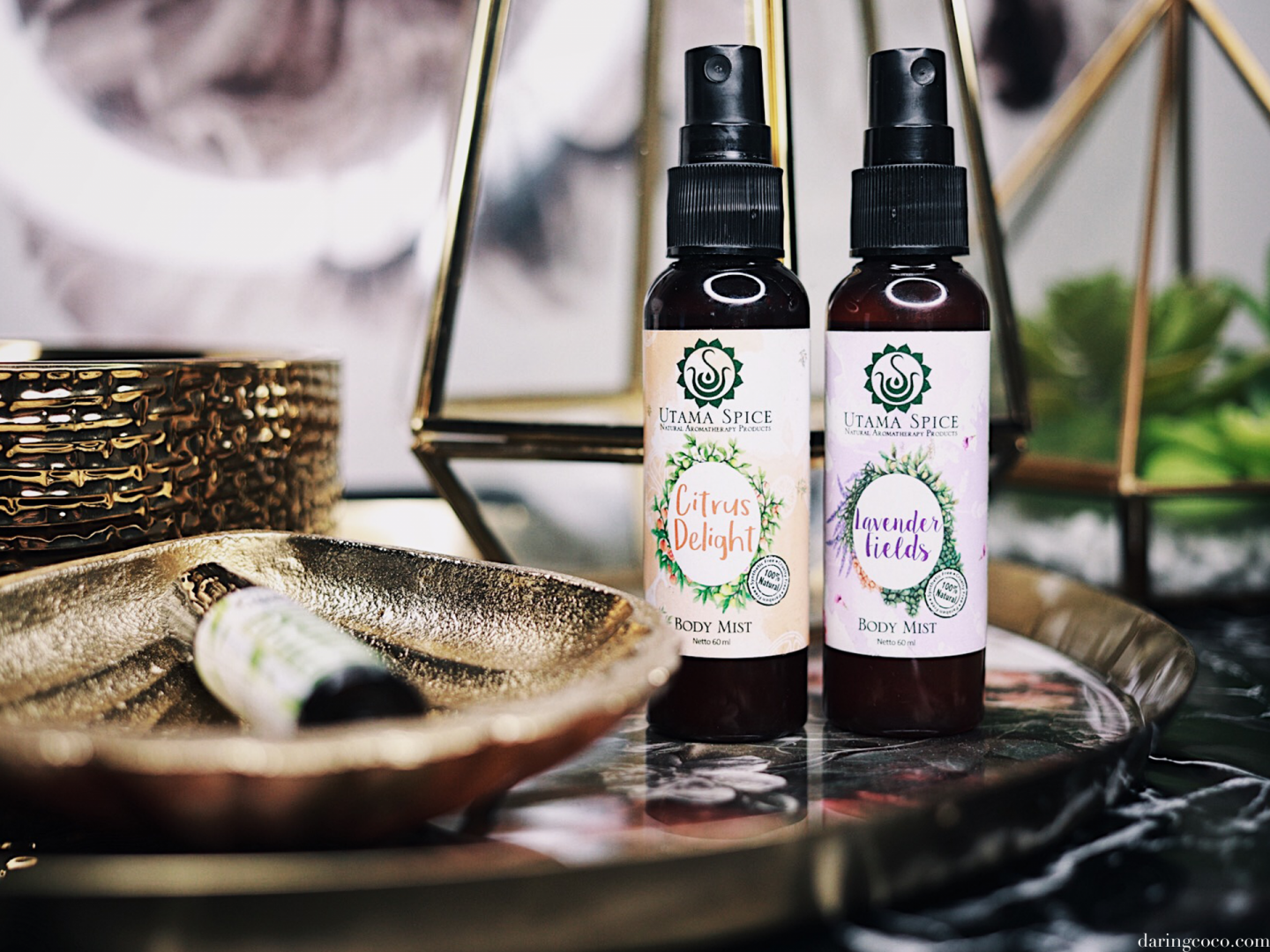 organic and natural skincare by Utama Spice