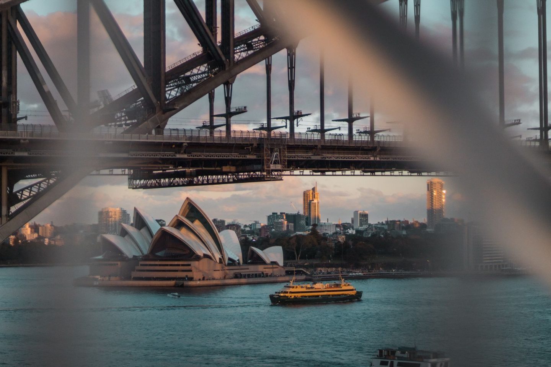 top five attractions in australia
